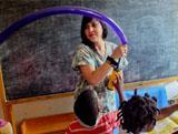 Francesca Aversa, missioni umanitarie in Giamaica