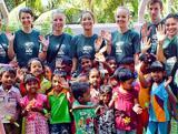 Francesca Meoni, stage di medicina in Sri Lanka