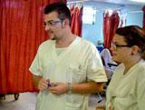 Mattia Cherubin, stage di medicina in Giamaica
