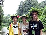 Clelia Salafia, Volontariato ambientale in Cina