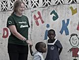 Silvia Pegoraro, Missioni Umanitarie in Tanzania