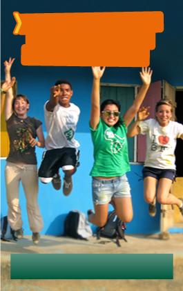 Campi di volontariato e orientamento agli studi 2015
