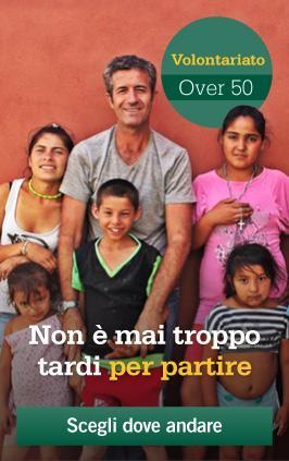Volontariato over 50