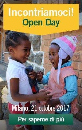 Open Day di Projects Abroad: vieni a conoscerci!