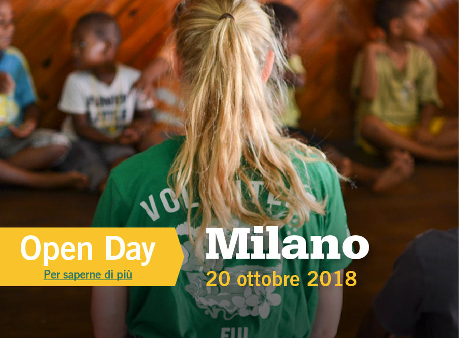 Open Day di Projects Abroad