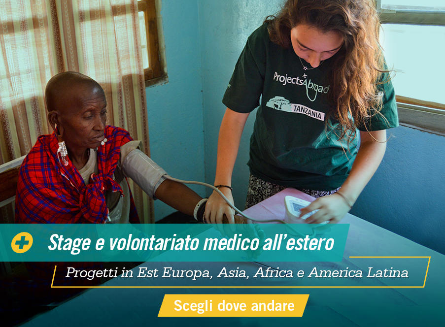 Volontariato medico nel mondo