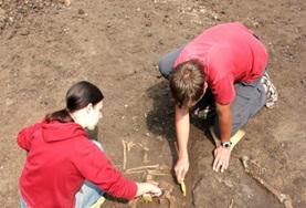 Volunteer Archeologia