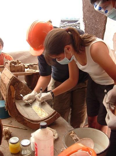Volontariato archeologico in Perù