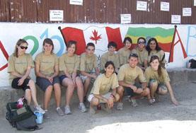 Campi di volontariato estate 2014