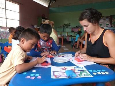 Campi umanitari alle Galapagos