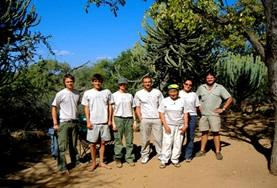 Volunteer Sudafrica