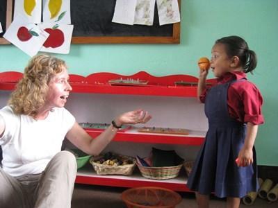 volontariato per adulti e bambini in Nepal