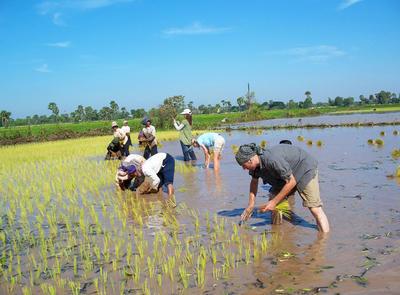 Campi di volontariato over 50 con ProjectsAbroad: progetto Khmer in Cambogia