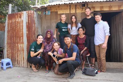 Segui un corso di lingua Khmer in Cambogia con Projects Abroad e metti in pratica le tue nuove competenze linguistiche con la gente del posto