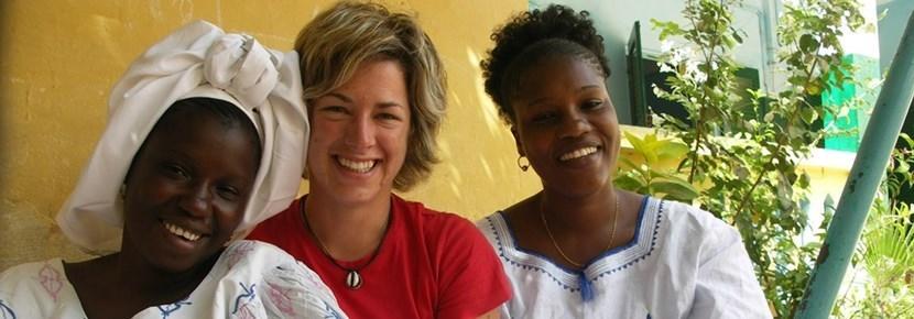 Una volontaria ha deciso di seguire uno dei corsi di lingua all'estero con Projects Abroad