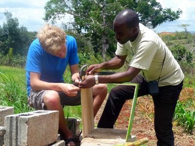 Campi di costruzioni in Giamaica