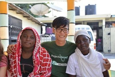 Stagista del progetto produzione cinematografica in Tanzania