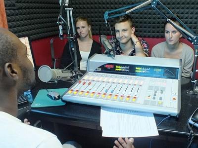 Radiogiornalismo in Jamaica