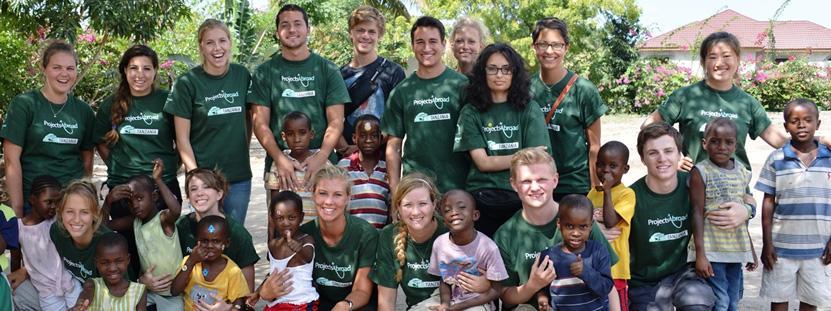 Volontariato di gruppo