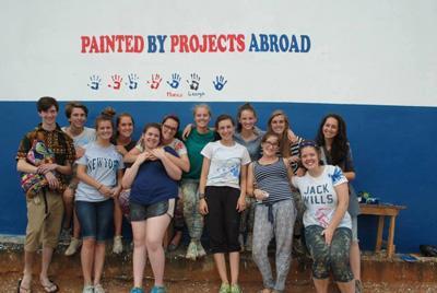 Volontariato all'estero in gruppo