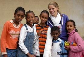 Volunteer Etiopia