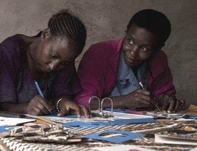 Donne assistite dal progetto in legge e diritti umani in Tanzania
