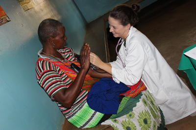 Stage in fisioterapia in Tanzania con Projects Abroad