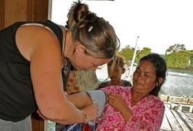 Volunteer Cambogia