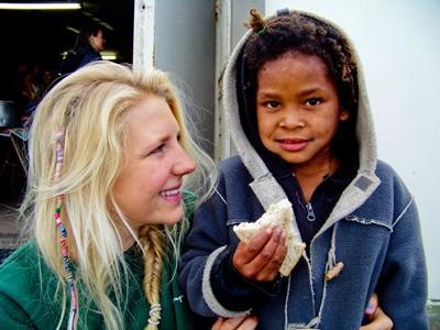 progetto nutrizione per bambini affetti da HIV
