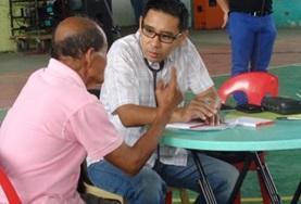 Volunteer Filippine