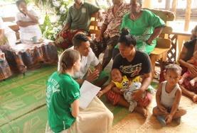 Volunteer Nutrizione