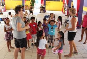 Volontariato e Belize