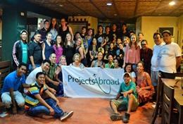 Volontariato e Filippine