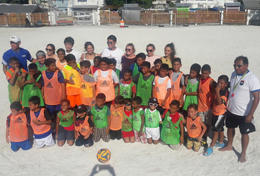 Volontariato e sport in Belize