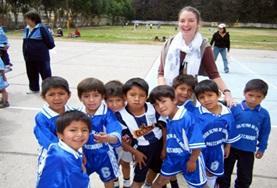 Volontariato e Peru