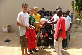 Volontariato e Calcio