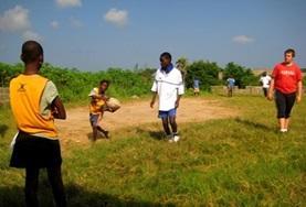 Volontariato e Rugby