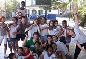 Volontariato e Sport comunitario