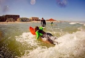 Volontariato e Surf