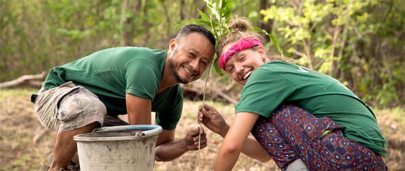 Progetti di volontariato ambientale all'estero