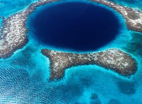 Blue Hole, volontariato e turismo in Belize