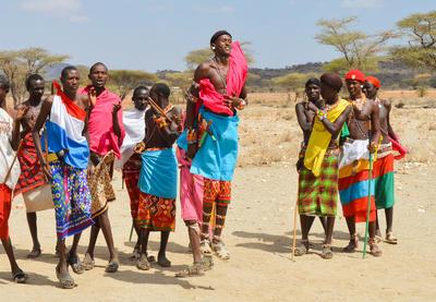Vivere un'esperienza di  volontariato in Kenya e scoprire la cultura locale