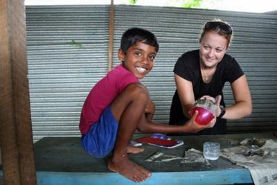 Volontariato in Sri Lanka, campi di volontariato in Asia
