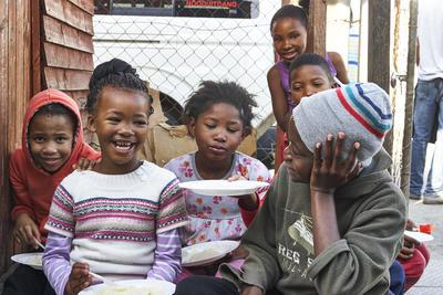 Volontariato in Sudafrica e il lavoro  con i bambini delle township con ProjectsAbroad