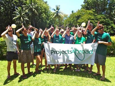 Programmi di Gap Year all'estero con Projects Abroad