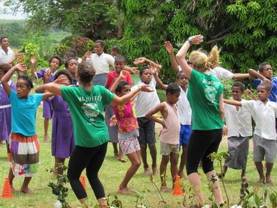Vacanze volontariato alle Fiji