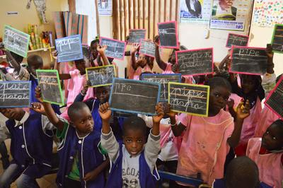 Volontariato in Africa nelle scuole con ProjectsAbroad