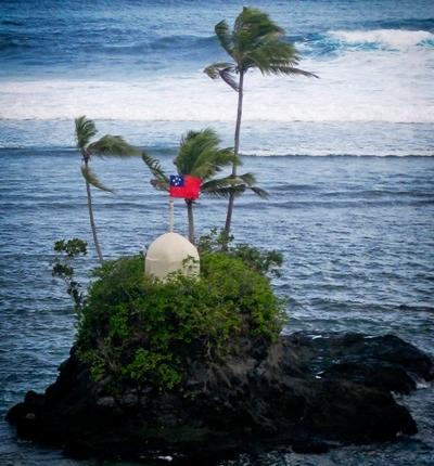 Sito di incontri sullisola del Pacifico