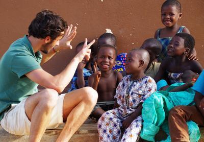 Volontariato internazionale in Togo